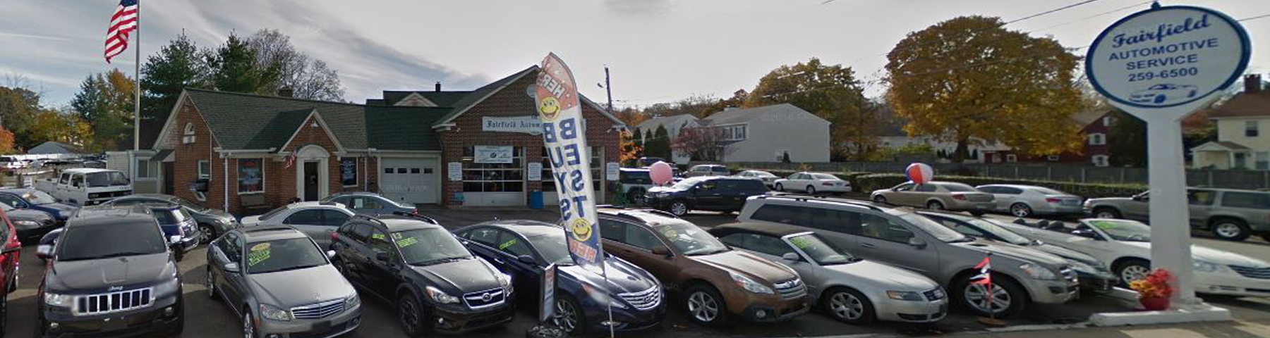 Fairfield Automotive Service Expert Auto Repair